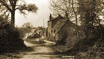 Image of Braunston village