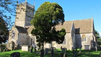 Image of St Mary's Church, Frampton
