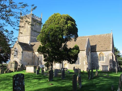 Image of St Mary's Church, Frampton