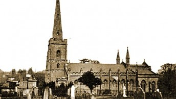 Image of St Mary's Church, Oldswinford