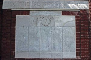 Image of Stourport War Memorial